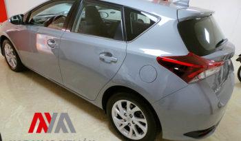 Toyota Auris 1.2 Turbo Opalo lleno