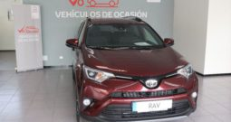 Toyota Rav4 2. 0D 150D 2WD Advance Pack Drive