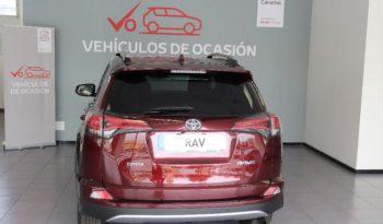 Toyota Rav4 2. 0D 150D 2WD Advance Pack Drive lleno