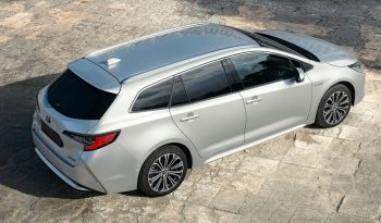 Toyota Corolla Touring Sports lleno
