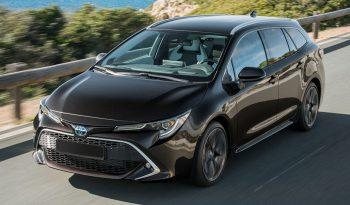 Toyota Corolla Touring Sports lleno