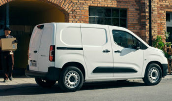 Toyota Proace City lleno