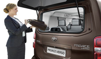 Toyota Proace Verso lleno