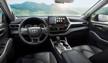 Toyota Highlander lleno